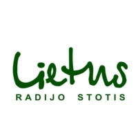 Logo of radio station Lietus