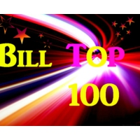 Logo of radio station BillTOP100