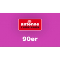 Logo of radio station Antenne Thüringen 90er
