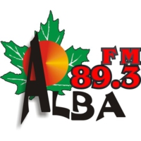 Logo of radio station Alba 89.3