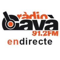 Logo of radio station Ràdio Gavà 91.2 fm