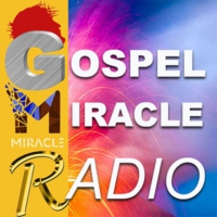 Logo of radio station Gospel Miracle Radio