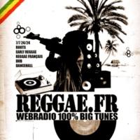 Logo de la radio Reggae.fr Webradio