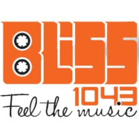 Logo de la radio Bliss 104.3