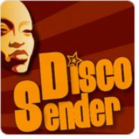 Logo of radio station DiscoSender