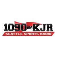 Logo of radio station 1090 KJR