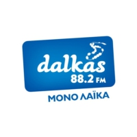 Logo of radio station Dalkas 88,2