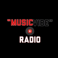 Logo of radio station MusicVibeRadio
