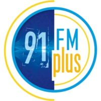 Logo of radio station FM PLUS
