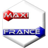 Logo de la radio Maxi France