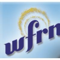 Logo of radio station WFRN 104.7 FM