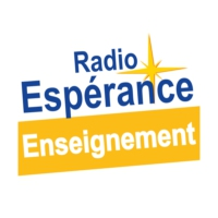 Logo of radio station Radio Esperance Enseignement