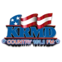 Logo de la radio KRMD Country