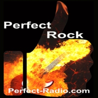 Logo of radio station Perfect Rock