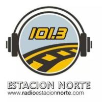 Logo de la radio Estación Norte FM 101.3