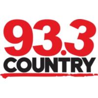 Logo of radio station CJOK-FM Country 93.3