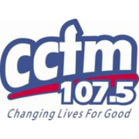 Logo of radio station Radio CCFM 107.5