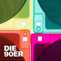 Logo of radio station FFH Die 90er