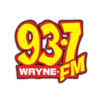 Logo of radio station CKWY 93.7 Wayne FM