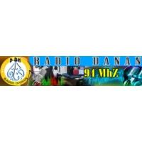 Logo of radio station Radio Danan