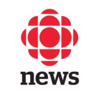Logo of radio station CBC News Montreal