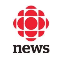 Logo of radio station CBC News Montreal