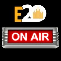 Logo of radio station Radio E20