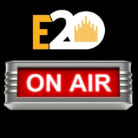 Logo of radio station Radio E20