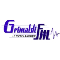 Logo of radio station Grimaldi FM