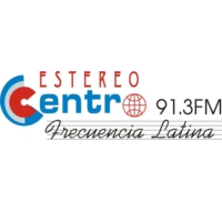 Logo of radio station Estereo Centro 91.3 FM