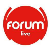 Logo de la radio Forum Live