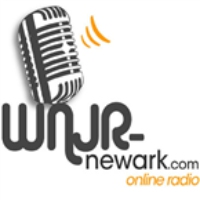 Logo of radio station WNJR Newark