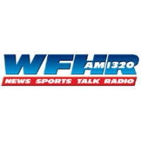 Logo of radio station WFHR