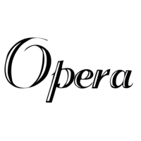 Logo of radio station Classic FM Opera