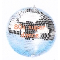Logo of radio station 80S SUPER DANCE