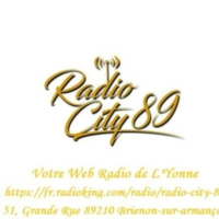 Logo of radio station Radio City 89