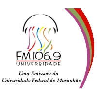 Logo of radio station Radio Universitaria 106.9 FM