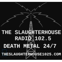 Logo of radio station The Slaughterhouse 102.5