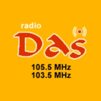 Logo of radio station Radio Daš