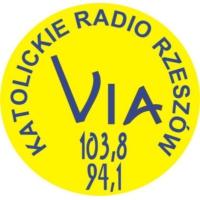 Logo de la radio Radio VIA Rzeszow