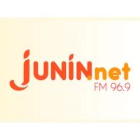 Logo of radio station Junin.net