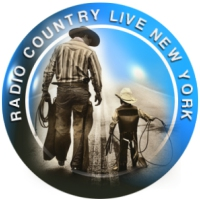 Logo de la radio Radio Country Live New York City