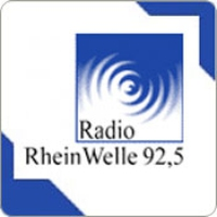 Logo of radio station Radio Rheinwelle