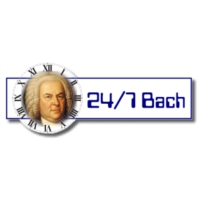 Logo de la radio Global Bach Community