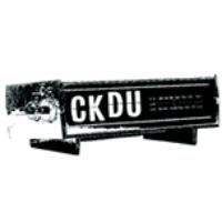 Logo de la radio CKDU Radio FM