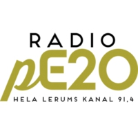 Logo of radio station Radio pE20