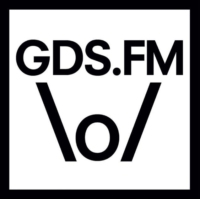 Logo of radio station GDS.FM