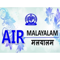 Logo of radio station AIR Malayalam
