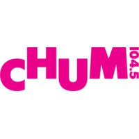 Logo of radio station CHUM 104.5