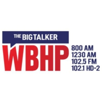 Logo of radio station 1230 WBHP